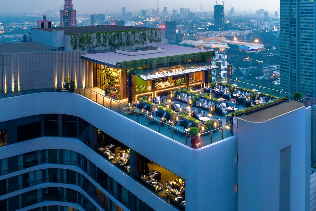 Marriott Marquis Bangkok Queen's Park